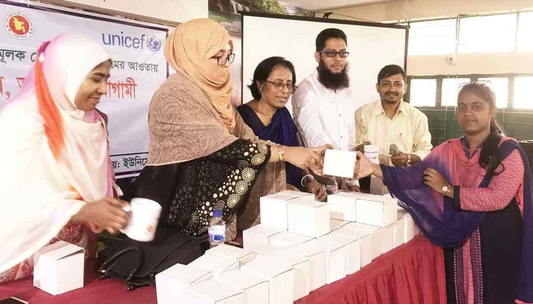 বৃহত্তর বাকলিয়ায় বাংলাদেশ বেতারের কৈশোর কর্মশালা