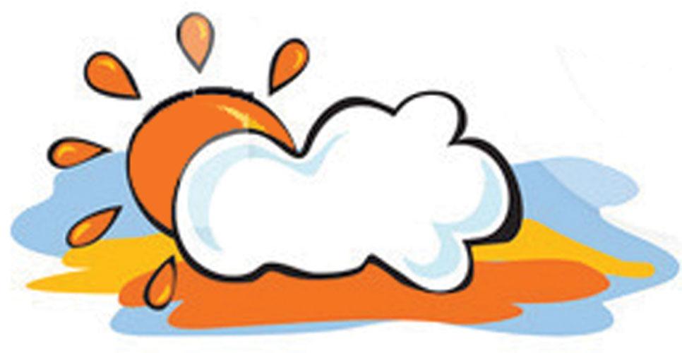 রাত ও দিনের তাপমাত্রা অপরিবর্তিত থাকতে পারে