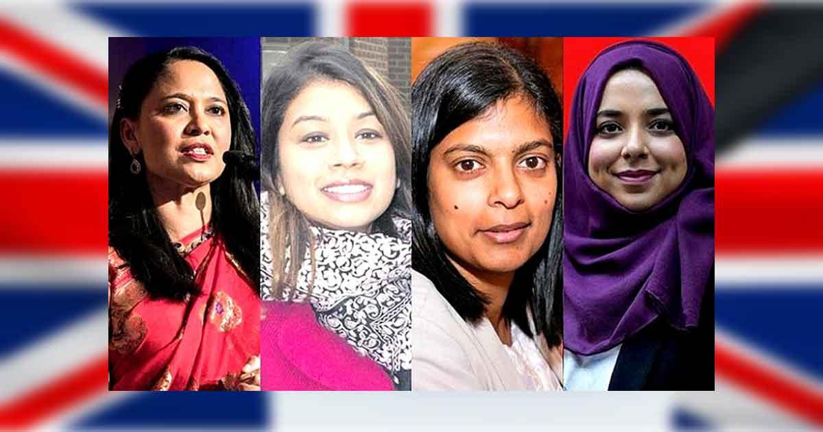 বিলেতের রাজনীতির চরাচরে চার বাংলাদেশি নারীর জয়