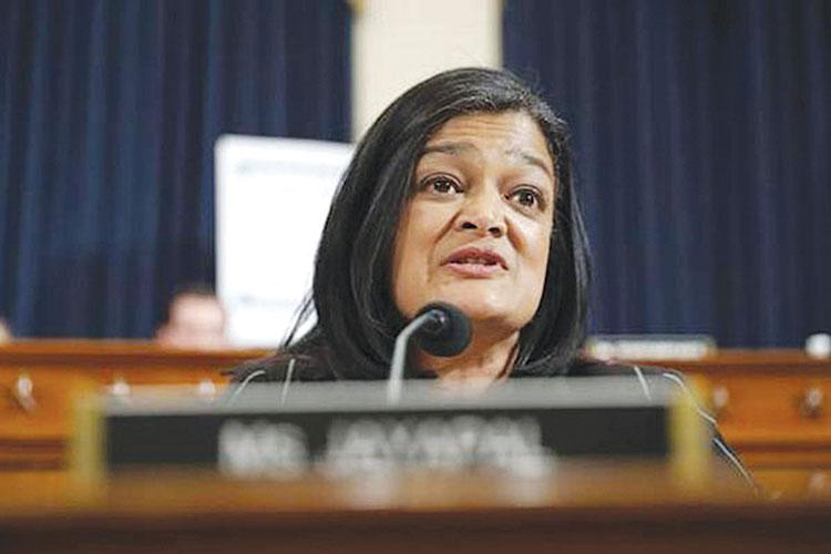 জম্মু-কাশ্মীর নিয়ে মার্কিন কংগ্রেসে নতুন বিল উত্থাপন ভারতীয় নারীর