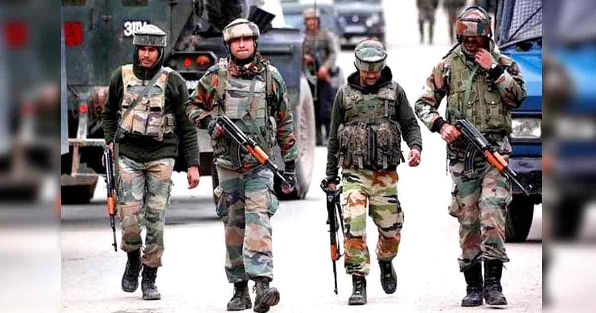 কাশ্মীরে নিরাপত্তা বাহিনীর গুলিতে ৩ বিচ্ছিন্নতাবাদী নিহত