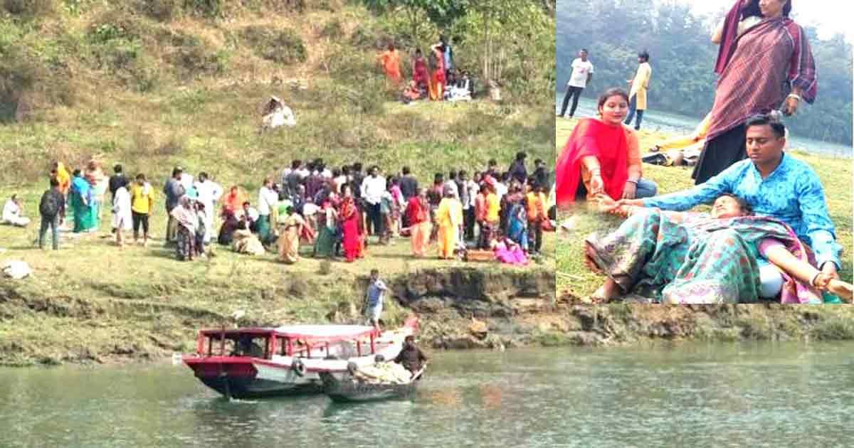 কর্ণফুলীতে নৌকাডুবি: নিখোঁজ সেই মা-ছেলের লাশ উদ্ধার