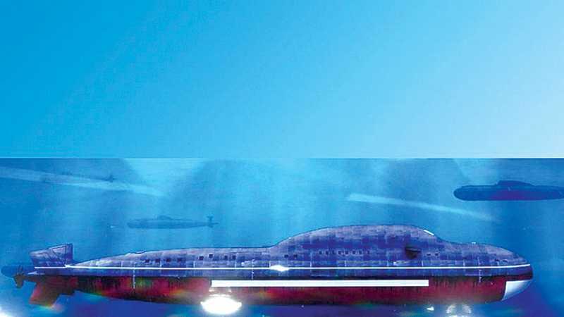 ন্যাটোর মোকাবেলায় রাশিয়া তৈরি করছে নতুন প্রজন্মের ডুবোজাহাজ