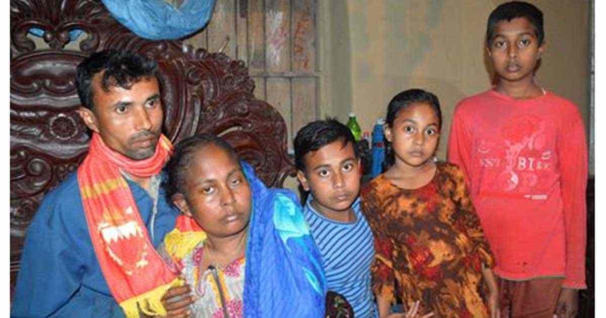 ক্যান্সার আক্রান্ত তিন সন্তানের মা 'জাহানারা' বাঁচতে চায়
