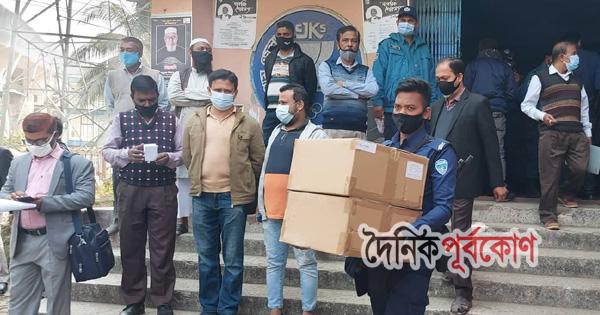 চসিক নির্বাচন: ৭৩৫ কেন্দ্রে যাচ্ছে ভোটের সরঞ্জাম