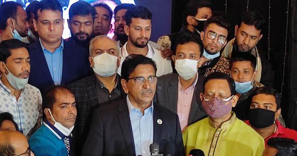 চট্টগ্রামে বিদ্রোহীদের বিরুদ্ধে দু'এক দিনেই ব্যবস্থা: হানিফ