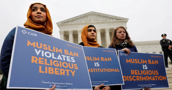 যুক্তরাষ্ট্রে 'মুসলিম নিষেধাজ্ঞায়' ভিসা বঞ্চিতরা ফের আবেদন করতে পারবেন