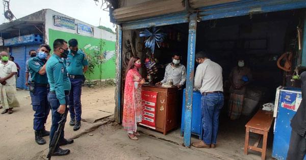 চট্টগ্রামে ১০ ম্যাজিস্ট্রেটের অভিযানে জরিমানা